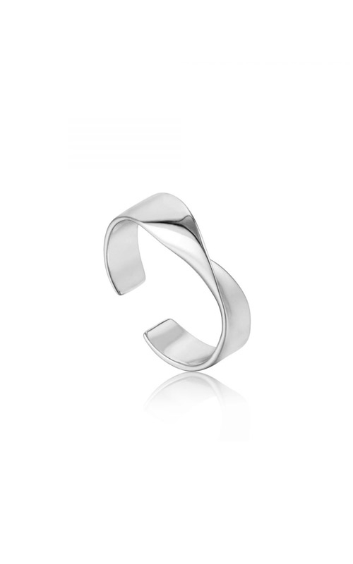 Ania Haie Helix Adjustable Ring - Size 7 R012-01H product image