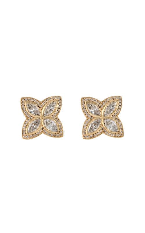 Ashley Lauren 14k Yellow Gold 2.44ctw Diamond Earrings ALC023-183803C product image
