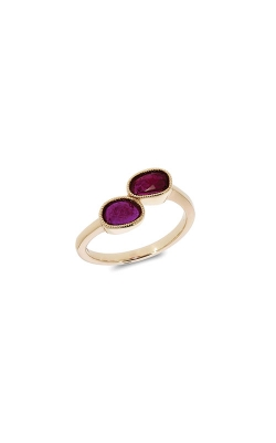 Ashley Lauren 14k Rose Gold .67ctw Ruby Ring ALC101-212905 product image