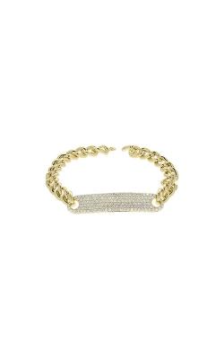Ashley Lauren 14k Yellow Gold 2.49ctw Diamond Bracelet ALC150Y product image