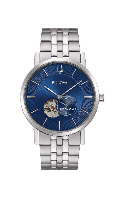 Bulova American Clipper Automatic Watch 96A247 product image