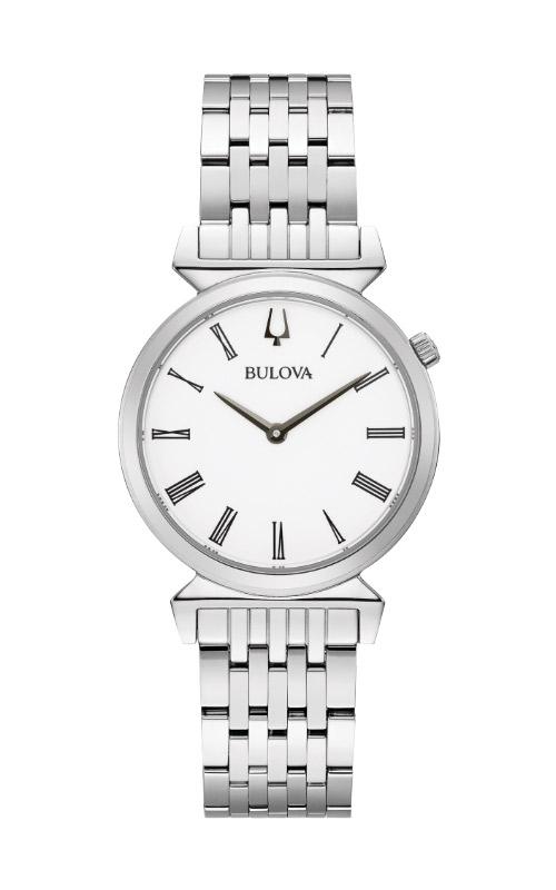 Bulova Regatta Silver Watch 96L275 product image