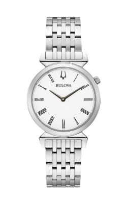 Bulova Regatta Silver Watch 96L275 product image