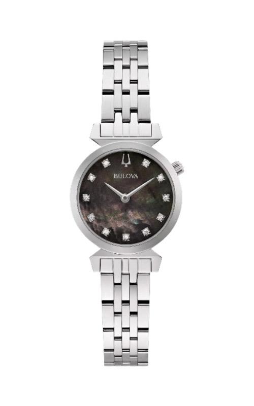 Bulova Ladies Regatta Quartz Watch 96P221 product image