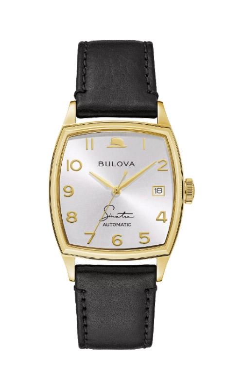 Bulova Men's Frank Sinatra Young at Heart Watch 97B197 product image