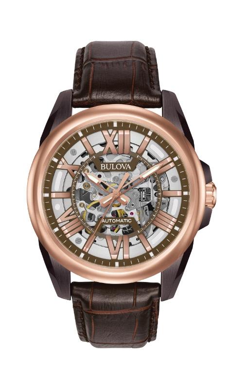 Bulova Sutton Men's Rose Gold Watch 98A165 product image
