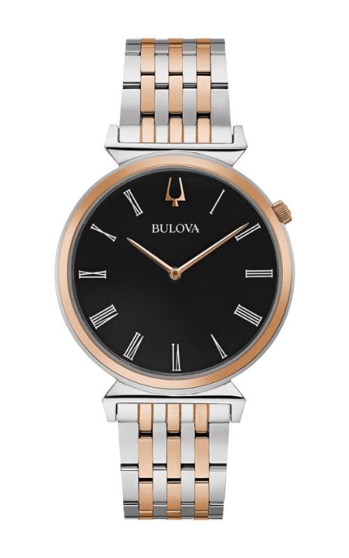 Bulova Regatta Women's Two Tone Classic Watch 98A234 product image