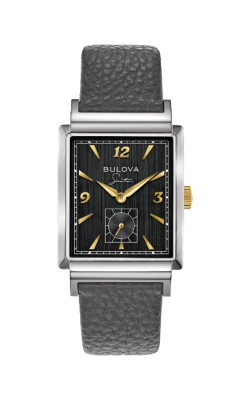 Bulova Men's Frank Sinatra My Way Special Edition Watch 98A261 product image