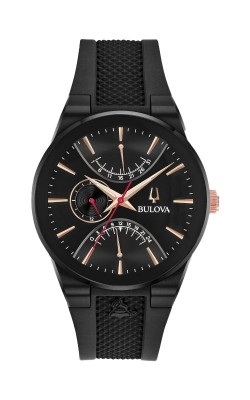 Bulova Men's Latin Grammy Modern Special Edition Watch 98B321 product image