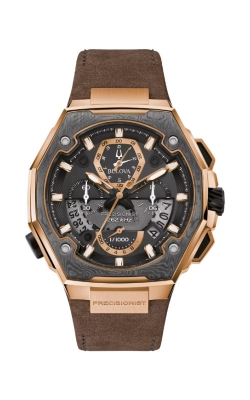 Bulova Men's Precisionist X Special Edition Chronograph Watch 98B356 product image
