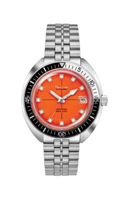 Bulova Devil Diver Oceanographer Limited Edition Automatic Watch 98C131 product image