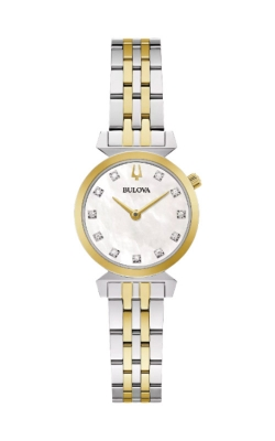 Bulova Regatta Women's Two Tone Watch 98P202 product image