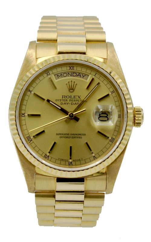 Pre-Owned Rolex President Day-Date 18038 product image