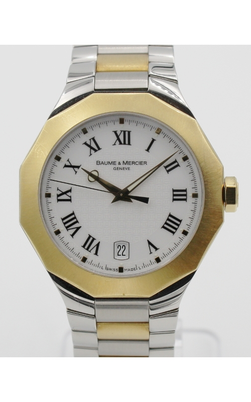 Pre-Owned Two-Toned Baume & Mercier Riviera - Final Sale product image