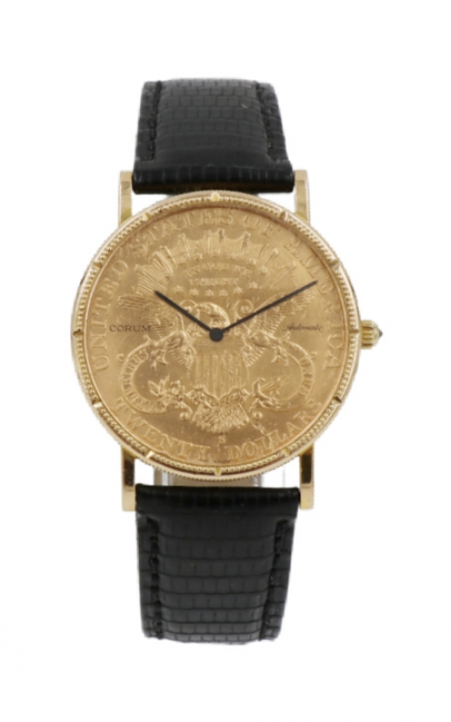 Corum 20 Dollars Double Eagle Yellow Gold Coin Year 1878 product image