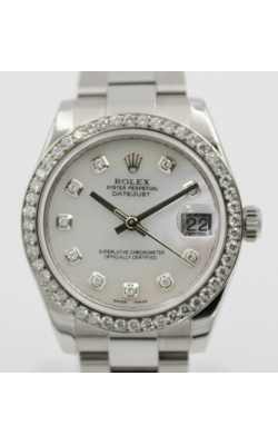 Pre-Owned Rolex Ladies Date-Just 178240 product image