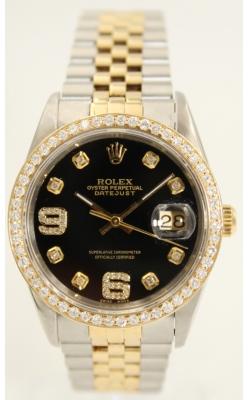 Pre-Owned Timepieces Rolex Date 15223 product image