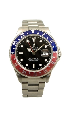 "Pre-Owned Rolex GMT-Master ""Pepsi"" Bezel 16700 product image"