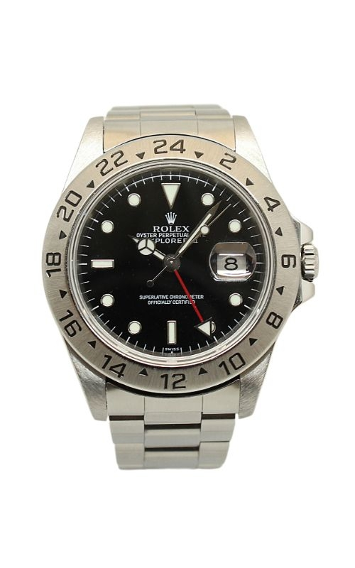 Pre-Owned Rolex Explorer II 16570 product image