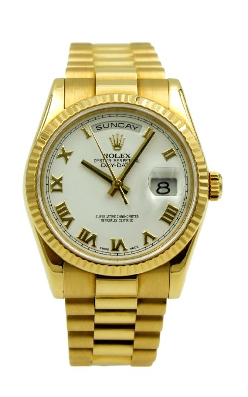 Pre-Owned Rolex Day-Date President 118238 product image
