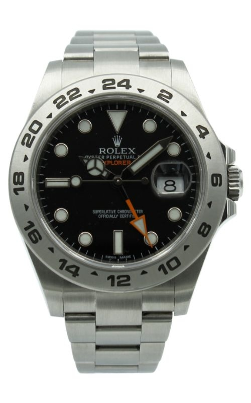 Pre-Owned Rolex Explorer II 216570 product image