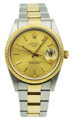 Pre-Owned Rolex Oyster Perpetual Date 15223 product image