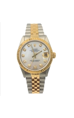 Preowned Timepieces Rolex Ladies DateJust 68273 product image