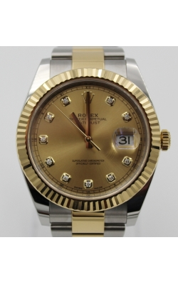 Pre-Owned Timepieces Rolex Date-Just 126333 product image