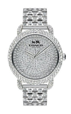Coach Delancy Crystal Pave Stainless Steel Watch 14502364 product image