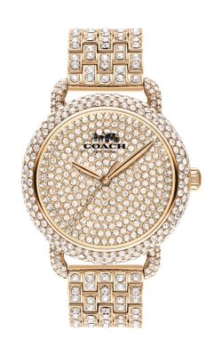 Coach Delancey Rose Crystal Pave Stainless Steel Watch 14502900 product image