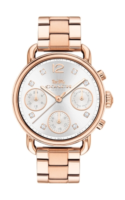 Coach Delancey Rose Tone Chronograph Watch 14502944 product image