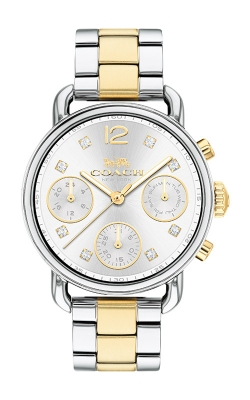 Coach Delancey Two Tone Chronograph Watch 14502946 product image