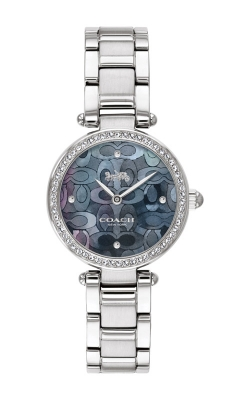 Coach Park Blue Mother of Pearl Watch 14503224 product image