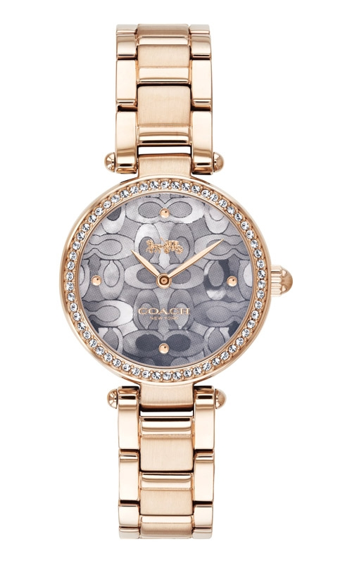 Coach Park Rose Tone Mother of Pearl Watch 14503226 product image