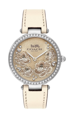 Coach Park Floral Leather Strap Watch 14503284 product image