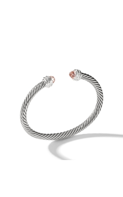 Bracelet with Morganite and Diamonds product image