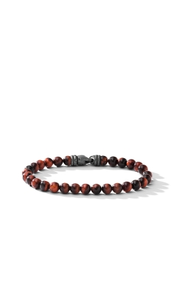 Spiritual Beads Bracelet With Red Tiger's Eye product image