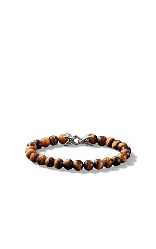 Spiritual Beads Bracelet with Tiger's Eye product image