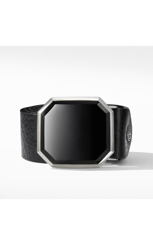 Exotic Stone Belt Buckle with Black Onyx product image