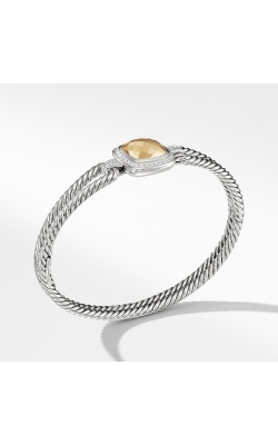 Albion Bracelet With Diamonds And Gold product image