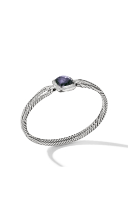 Albion Bracelet With Black Orchid And Diamonds product image