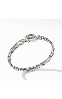 Albion® Bracelet With Prasiolite And Diamonds product image