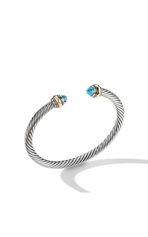 Bracelet with Turquoise and 14K Gold product image
