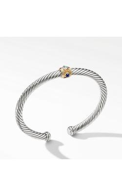 Bracelet With Blue Topaz, Lapis Lazuli And 14K Gold product image