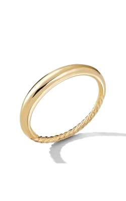Pure Form Smooth Bracelet In 18K Gold, 9.5mm product image