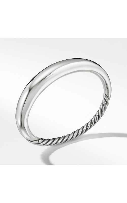 Pure Form Smooth Bracelet, 9.5mm product image