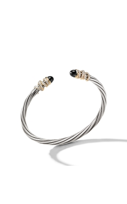 Helena Bracelet With Black Onyx And Diamonds product image