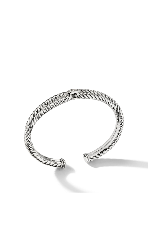 Cable Loop Bracelet with Diamonds product image