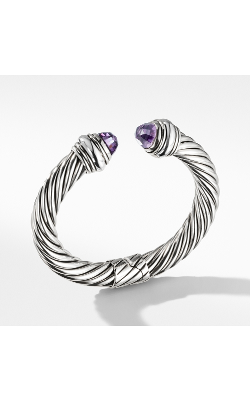 Cable Classics Bracelet with Amethyst, 10mm product image