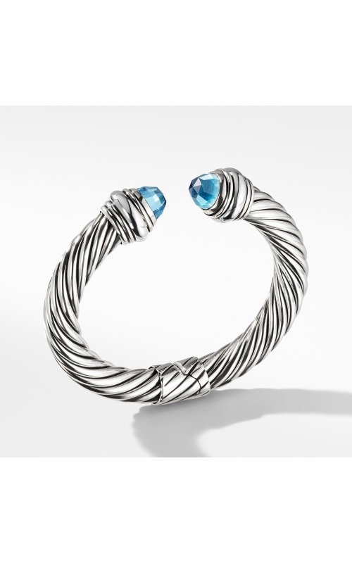 Cable Classics Bracelet with Blue Topaz, 10mm product image